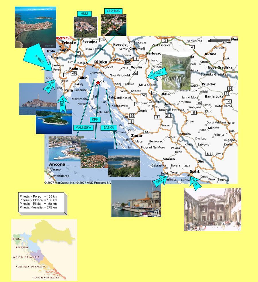 Tips kroatie en bezienswaardigheden kroatie en eten kroatie - Centraal eiland om te eten ...