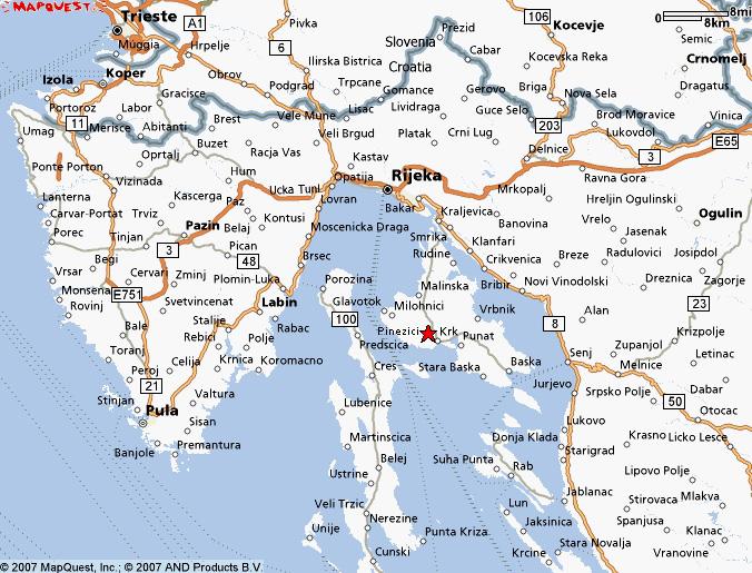 Kortste Route Naar Kroatie Beste Route Naar Kroatie